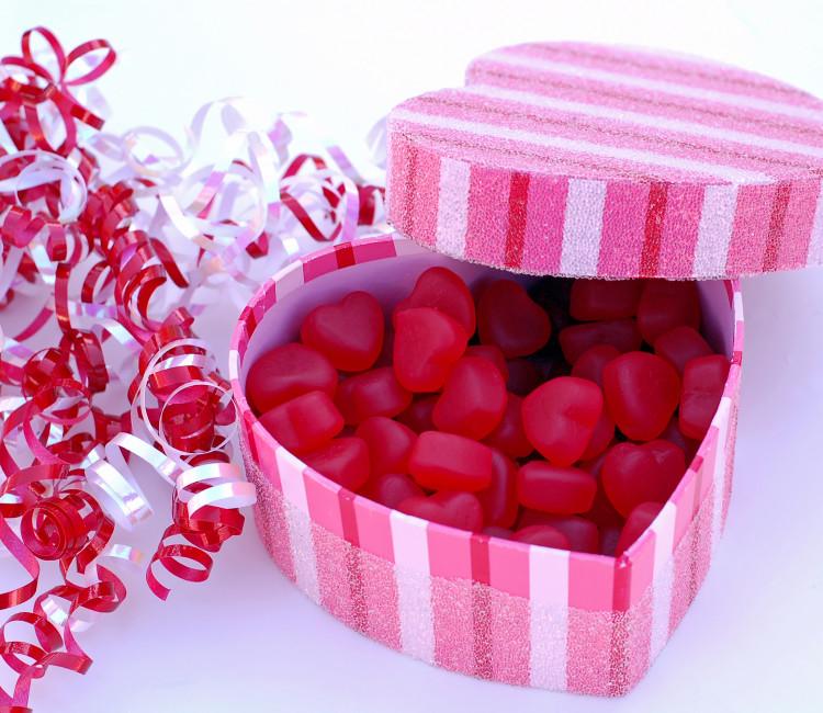 Feliz Día De San Valentín Sabiduría De Mami