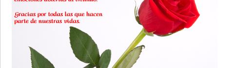 Feliz Día Mujeres