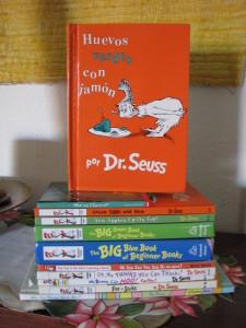 Dr Seuss libros