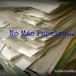 5 SabiTips para deshacerte de los papeles