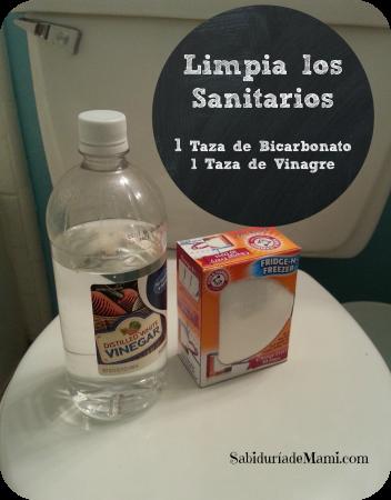 Limpia los ba os sin qu micos en 1 2 3 sabidur a de mami - Productos para limpiar el marmol blanco ...