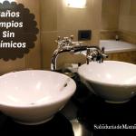 Limpia los Baños sin Químicos en 1, 2, 3