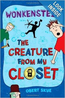 criature from muy closet