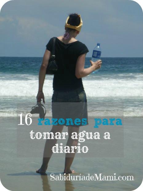 16 razones para tomar agua a diario portada