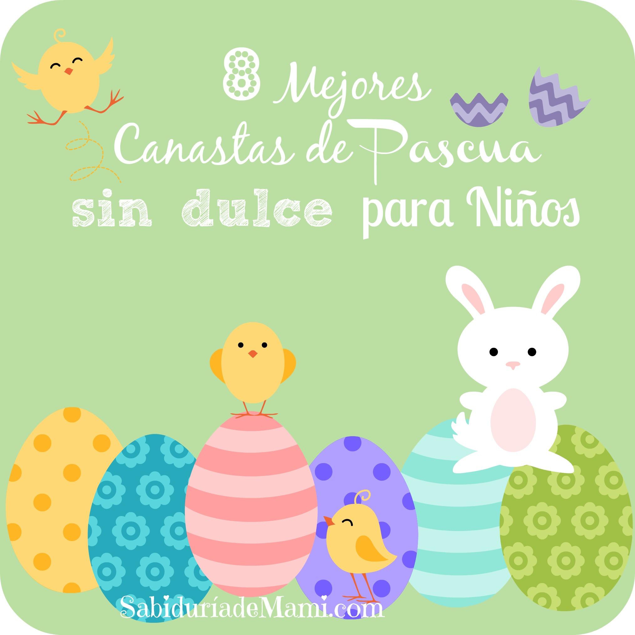 8 Mejores Canastas de Pascua sin dulce para Niños – Sabiduría de Mami