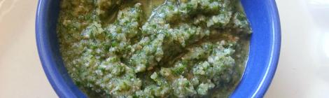 Receta: Adobo para Carne Casero