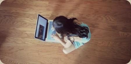 kids technology pic monkey
