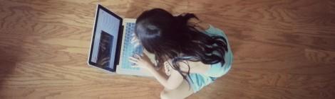 Deben los niños usar aparatos electrónicos?