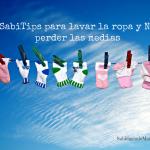 11 SabiTips Caseros para lavar la Ropa