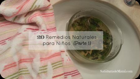 Remedios Naturales Parte 1 102915