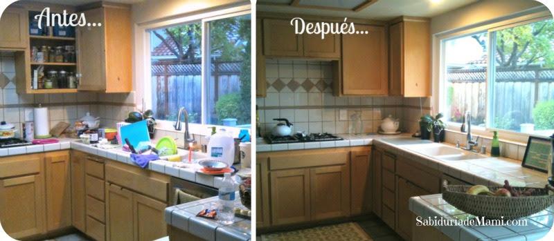 10 sabitips para limpiar tu cocina en 20 minutos - Cocinas en arganda del rey ...