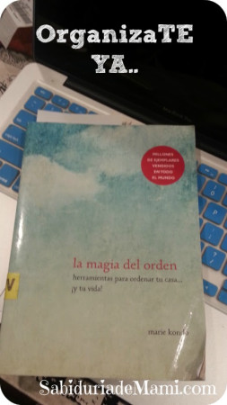 Marie Kondo Libro