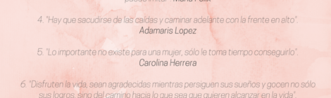 10 Frases de Mamás Famosas Latinas