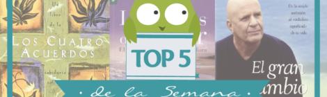 5 Libros favoritos para Mamás Lectoras